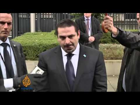Hariri assassination trial opens at The Hague