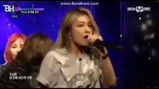 Unpretty Rapstar  2 Ybin Hyolin Yezi KittyB