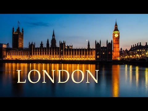 London tourism - England - United Kingdom - Great Britain travel video