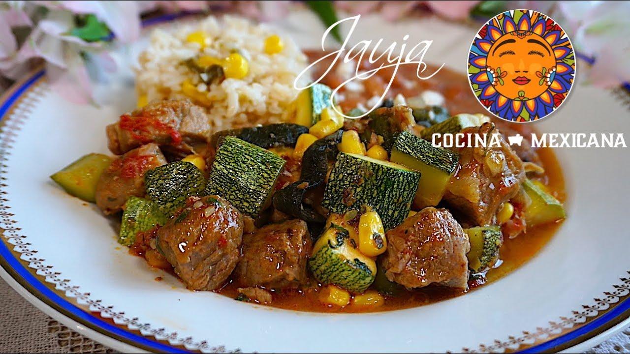 Download Calabacitas con Carne de Puerco