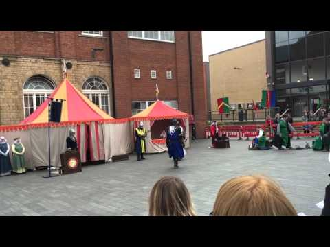 St Georges Day action in Bassetlaw..