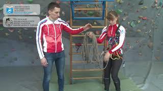 Упражнения с основной верёвкой. Красивая верёвка повяжет, как плутовка!!!