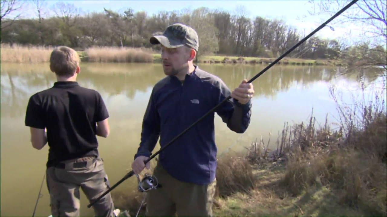 Матчевая рыбалка в ютубе