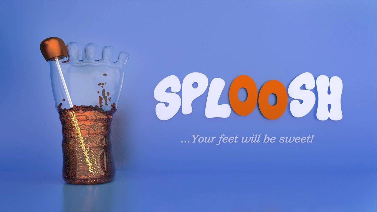 Sploosh Commercial v2  Holes Blender HD  YouTube