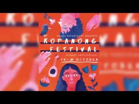 2018 Kopanong Student Arts Festival