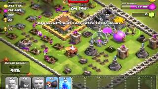 Clash of Clans Let's Raid Ep. 13 - MAX TH6!