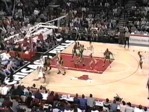 Toni Kukoc Greatest Games: Triple-Double (14/11/10) vs Celtics (1995)