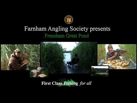 Farnham Angling Society Frensham Great Pond