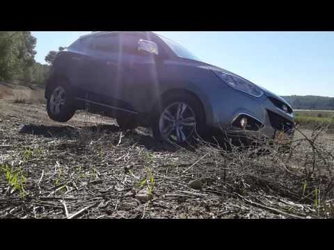 HYUNDAI Ix35 OFF ROAD RALLY