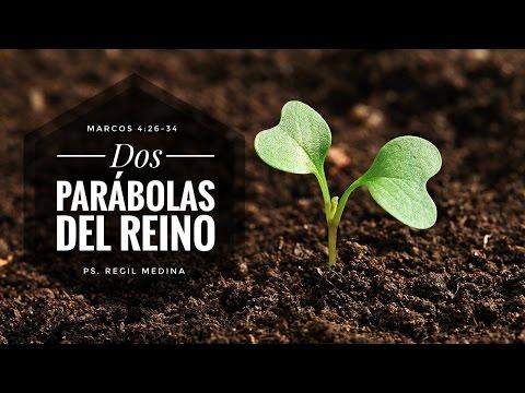 """""""Dos parábolas del reino"""" (Marcos 4:26-34) - Ps. Regil Medina"""