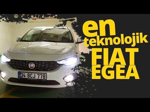 En Teknolojik Fiat Egea HB ile test sürüşü yaptık! CarPlay, ACC ve çok daha fazlası!