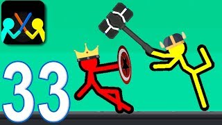 SUPREME DUELIST STICKMAN - Walkthrough Gameplay Part 33 (New Version Android Game)