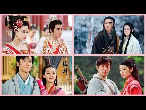 12 cặp diễn viên chị - em trong phim cổ trang Hoa ngữ   Phim Cổ Trang 1