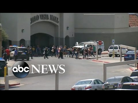 El Paso reels from massacre that left 20 dead l ABC News