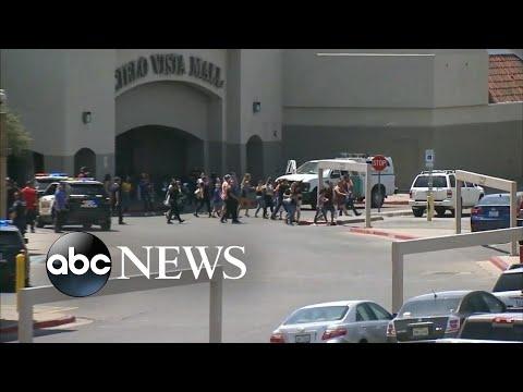El Paso reels from massacre that left 20 dead l ABC News