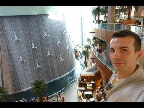 Vlog nel Centro Commerciale più Grande al Mondo...Dubai Mall