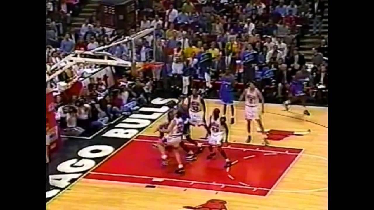 9b164117683 Shaquille O'Neal and Penny Hardaway Full Highlights vs Bulls (1995 ECSF  GM3) (1995.05.10)