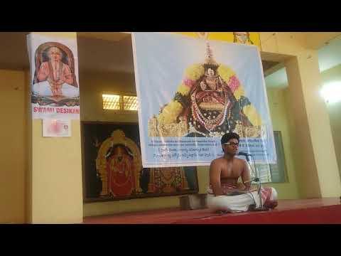 Vedanta Desika vaibavootsavam (750th year )