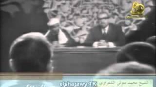 معجزات سيدنا محمد1 مكانة النبي الشيخ الشعراوي