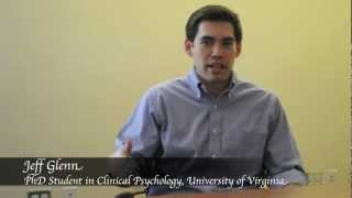 Career Explorations at UVA - Graduate School Edition - Clinical Psychology