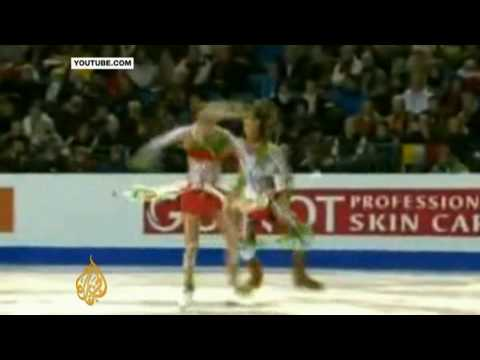 Slow Motion Ice Dancers at Competition from YouTube · Duration:  1 minutes 53 seconds