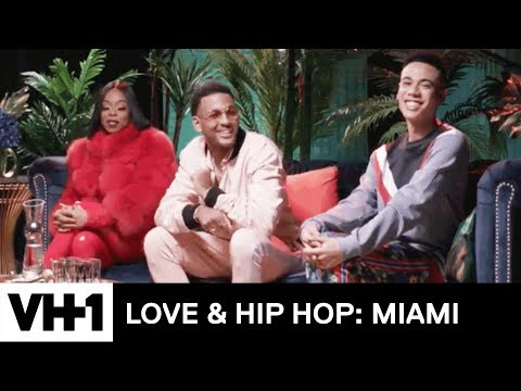 Shay, Bobby Lytes & Prince of 'Love & Hip Hop: Miami' Spill the Tea w/ the Shade Room | VH1