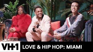 Video Shay, Bobby Lytes & Prince of 'Love & Hip Hop: Miami' Spill the Tea w/ the Shade Room | VH1 download MP3, 3GP, MP4, WEBM, AVI, FLV Juli 2018