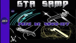 Pack De Sawn-off para GTA SA