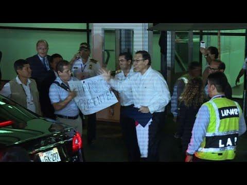 Vizcarra asume el viernes como presidente de Perú