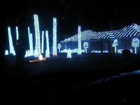 Christmas Lights Montgomery Alabama - Christmas Lights Montgomery Alabama - YouTube
