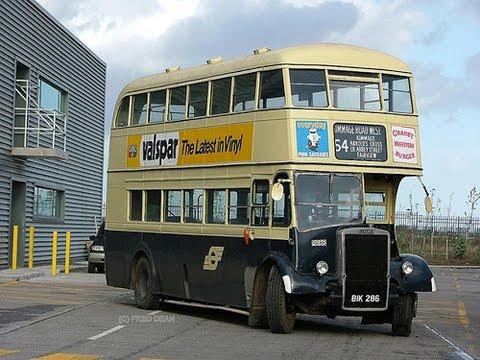 C.I.E. Old Dublin Buses