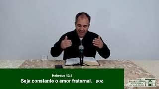 Estudo Bíblico 22/05/2020