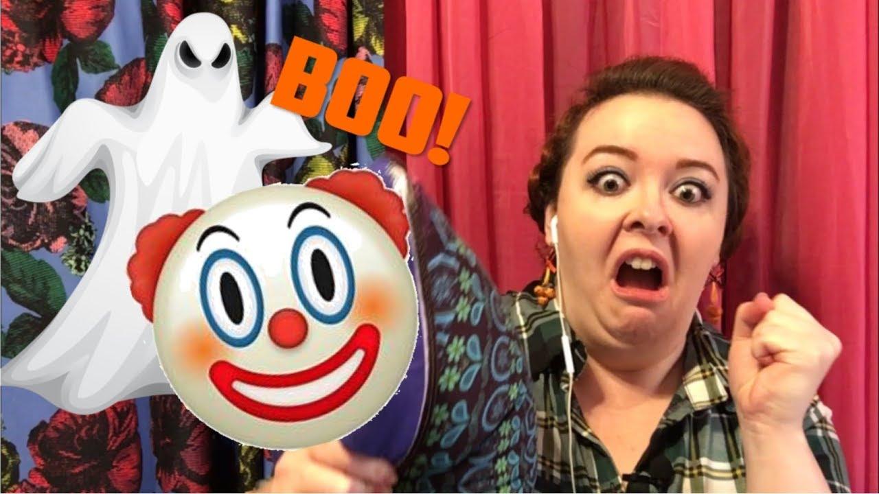 A Halloween Scare - With Christi Balisti