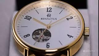 視覚的なカスタム画面 腕時計 ルノータス