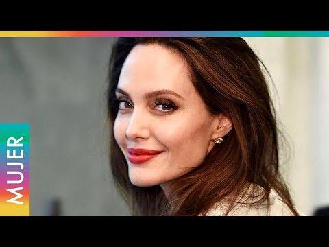Angelina Jolie está lista para tener un romance