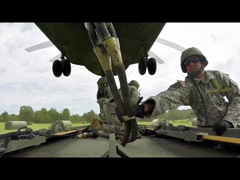 Helicopter Sling Load Operations - Don't Try This at Home