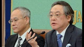 Setsu Kobayashi, professor emeritus, Keio University / Yasuo Hasebe...