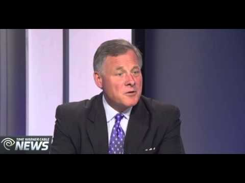 Senator Richard Burr praises Donald Trump's presidential candidacy