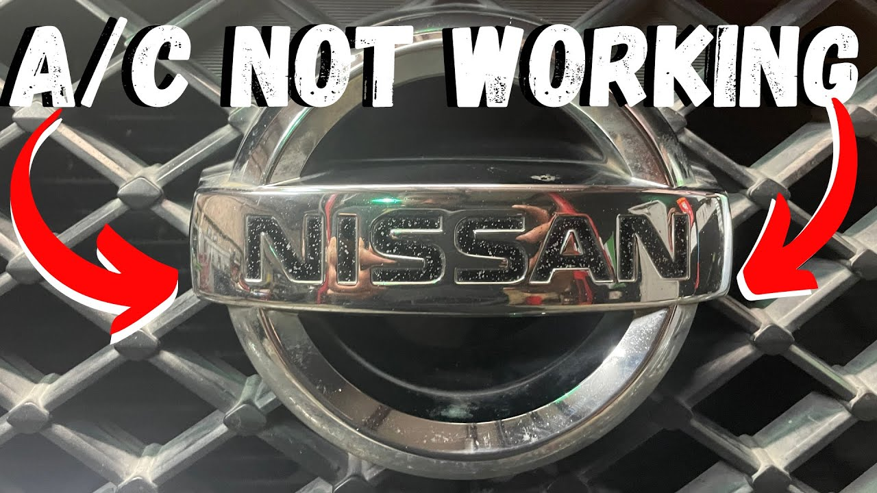 2008 nissan xterra a c not working [ 1280 x 720 Pixel ]
