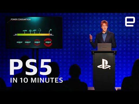 Engadget sammanfattar Sonys Playstation 5-snack Lite PS5-nörderier på 10 minuter