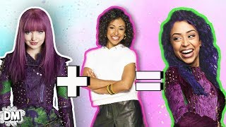 Descendants Characters as YouTubers (part 2)| Evie, Mal, Liza Koshy, and More! | Dream Mining|