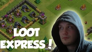 [facecam] LOOT EXPRESS! || CLASH OF CLANS || Let's Play COC [Deutsch/German HD]