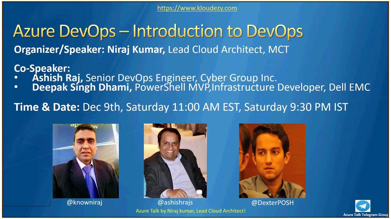 1 - Azure DevOps: Introduction To DevOps