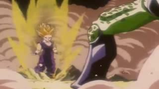 """Dragon Ball Z - """"Gohan Super Sayan 2 per la prima volta"""" - ITA HD"""