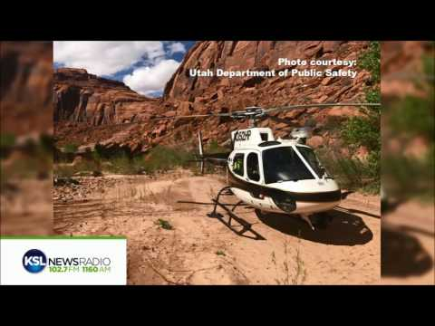 DPS Accidentally Finds a Family at Coyote Gulch