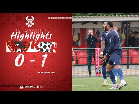 Bedfont Sports Kidderminster Goals And Highlights
