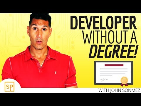 How To Get A Programming Job Without A Degree