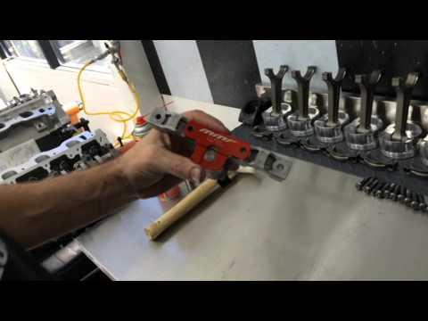 MMR 5 0 Coyote Billet Secondary tensioner Video Instructions 467893