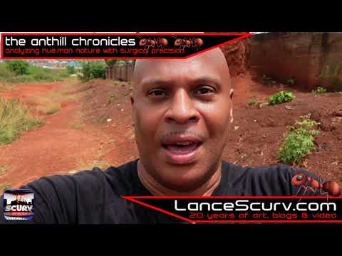 TRUE REVOLUTION BEGINS IN THE MIND! - THE ANTHILL CHRONICLES /THE LANCESCURV SHOW