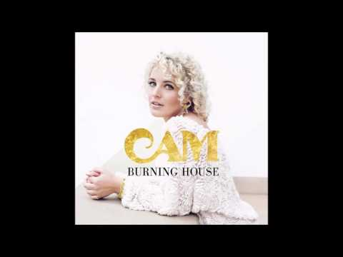 Burning house 1 hour by cam